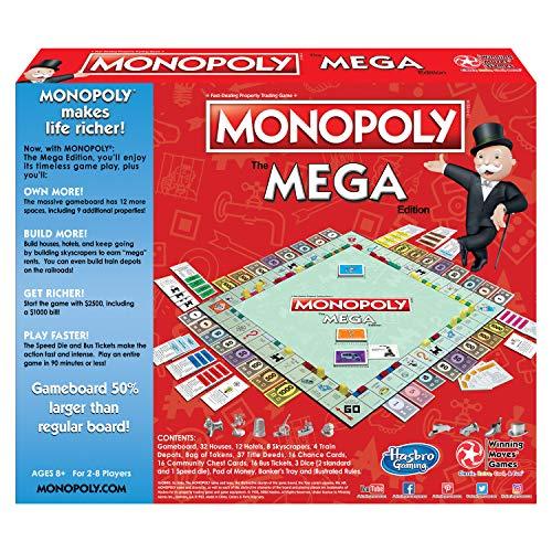 Monopoly: Mega - 2
