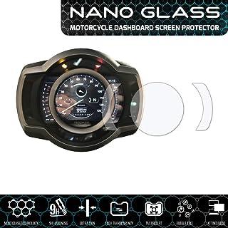 Speedo Angels NANO GLASS Displayschutzfolie Tachoschutzfolie für SCRAMBLER 1200 XC/XE (2019+)