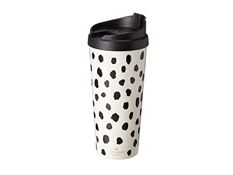 Kate Spade New York Flamingo Dot Thermal Mug