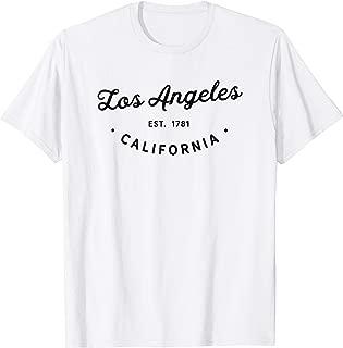 Best vintage los angeles shirt Reviews