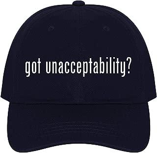 got Unacceptability? - A Nice Comfortable Adjustable Dad Hat Cap
