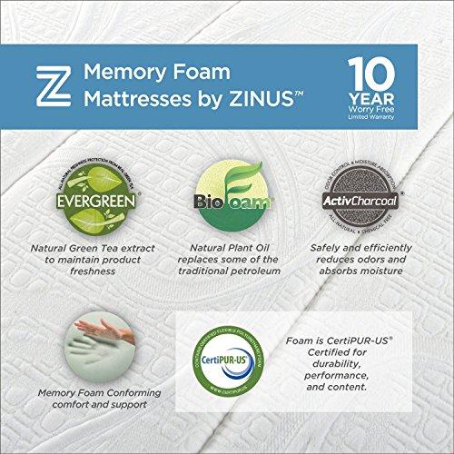 Zinus Resort Premier Folding Guest Bed-Twin