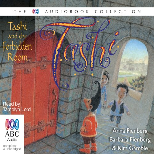 Tashi and the Forbidden Room audiobook cover art
