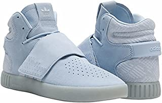 adidas Originals Womens BB8392 Tubular Invader Strap, Womens, Blue, 11