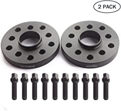 Wheel Spacers 5mm Pair of Spacer Shims 5x112 for VW CC 12-16