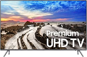 Samsung Electronics UN65MU8000 65-Inch 4K Ultra HD Smart LED TV (2017 Model)