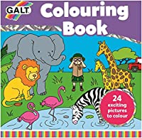 Galt Colouring Book