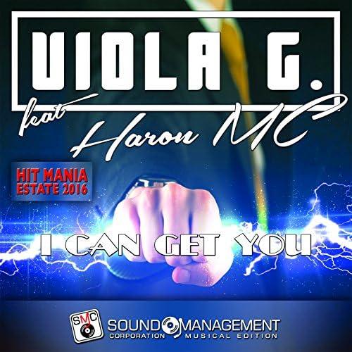 Viola G. feat. Haron MC