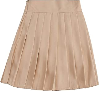 Women's Pleated Skirt, Xs-Xxl
