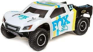 Losi 1/10 Tenacity 4WD SCT Brushed RTR, Fox Racing, LOS03024T2