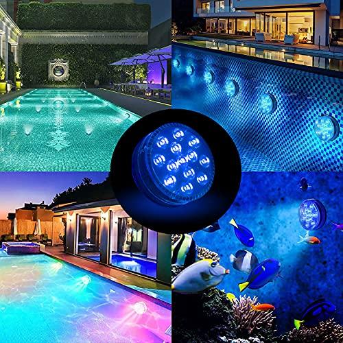 Balippe Iluminación de estanques y piscinas