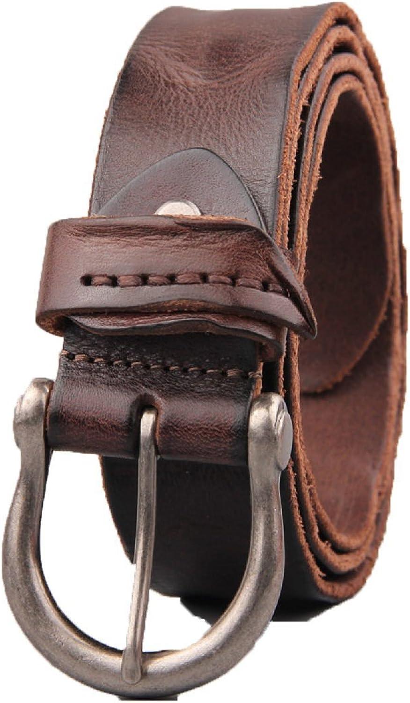 DIDIDD Belt male fashion leisure needle buckle soft