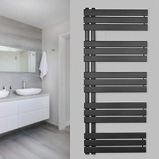 Zimmerheld Radiateur à panneau design Heat Free - Pour salle de bain - Anthracite - Dimensions : 60 x 115 cm