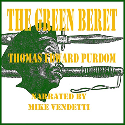 The Green Beret audiobook cover art