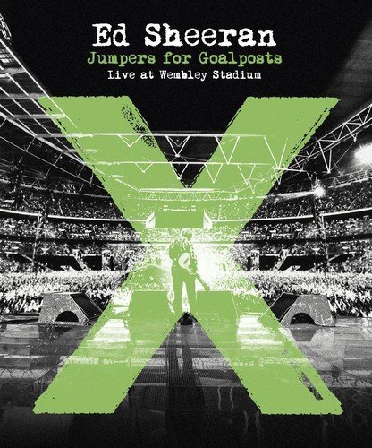 Jumpers For Goalposts Live At Wembley Stadium