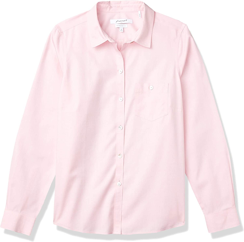 Foxcroft Women's Hampton Ls Non Iron Shirt