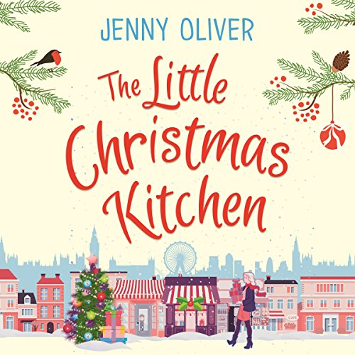 The Little Christmas Kitchen audiobook cover art