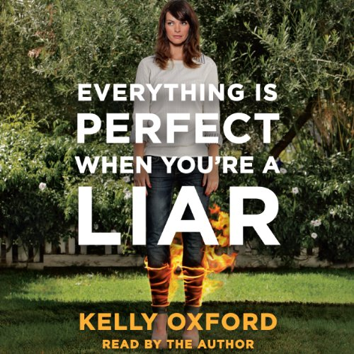 Everything Is Perfect When You're a Liar  audiobook cover art
