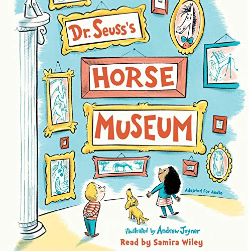 Dr. Seuss's Horse Museum cover art