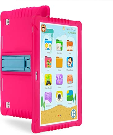 $89 Get SANNUO Kids Tablet 10.1 inch,Kids Mode Pre-Installed,Quad Core Processor,1GB+16GB,Dual Camera 2+5MP,with Learning Gaming app and Google Play.