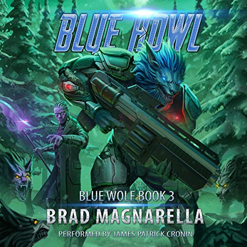 Blue Howl cover art