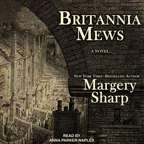 Britannia Mews audiobook cover art