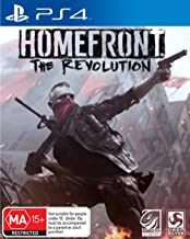Game Homefront The Revolution - PS4