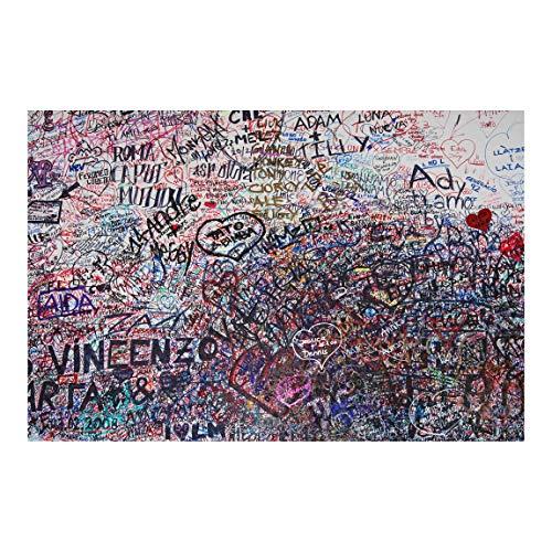 selbsthaftende Fototapete - Verona - Romeo & Julia - Wandbild 320 x 480 cm