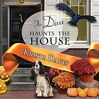 The Diva Haunts the House audiobook cover art