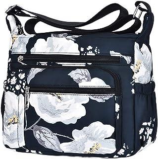 حقائب يد كاجوال للنساء خفيفة الوزن نايلون حقائب سفر هوبو محفظة حقائب الكتف