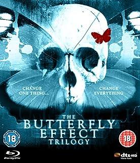 The Butterfly Effect Trilogy [Blu-ray] [2017] (B0027ISJ1U)   Amazon price tracker / tracking, Amazon price history charts, Amazon price watches, Amazon price drop alerts