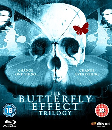 The Butterfly Effect Trilogy [Blu-ray] [Reino Unido]