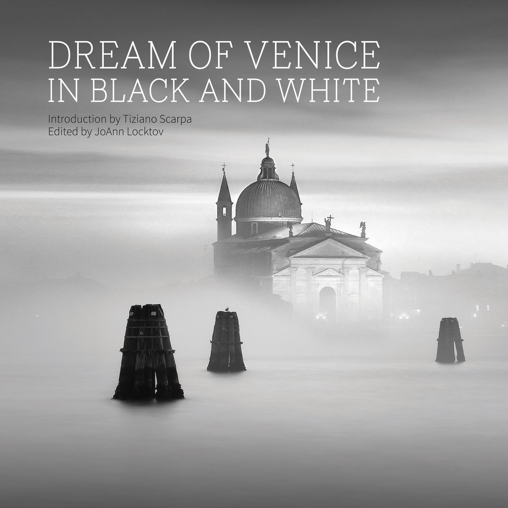 Image OfDream Of Venice In Black And White