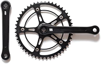 State Bicycle Co.: Black Label Series: Track Crank (144 BCD)