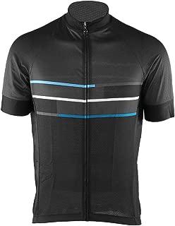 Jersey de Ciclismo Tejido de Malla Camisa de Ciclismo Ropa Deportiva de Ciclismo de Secado rápido, Transpirable y Ajustada para la Humedad Ropa de Manga Corta para Hombres
