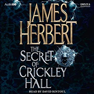 The Secret of Crickley Hall cover art