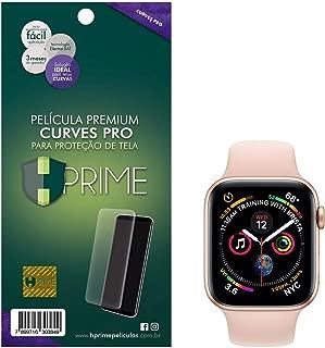 Pelicula Curves Pro para Apple Watch 40 mm - Series 4, HPrime, Película Protetora de Tela para Celular, Transparente