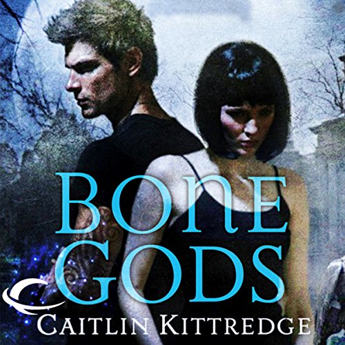 Bone Gods audiobook cover art