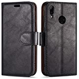 Case Collection Premium Leather Folio Cover for Huawei P