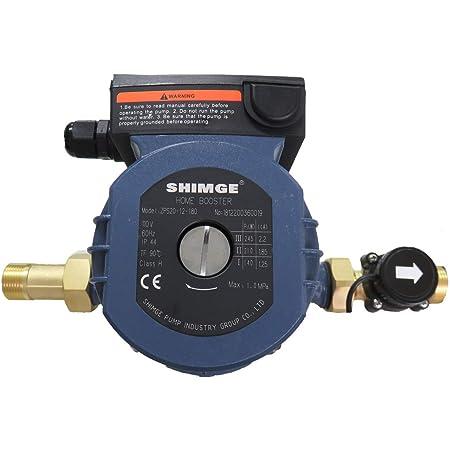 給水ポンプ 給湯ポンプ 加圧ポンプ シャワー圧 給湯・給水加圧ポンプ(ZPS20-12-180)