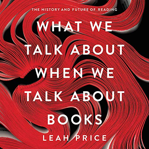 What We Talk About When We Talk About Books cover art