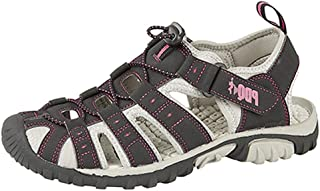 Ladies PDQ Toggle & Touch Fastening Sports Trail Sandals