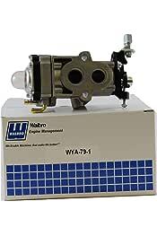 Genuine Walbro k13-wyk carburatore kit di riparazione per Maruyama MBS260//BC260/BC320//h//h rosso max EB7000 Kawasaki soffiatore AG20/ confezione da 2