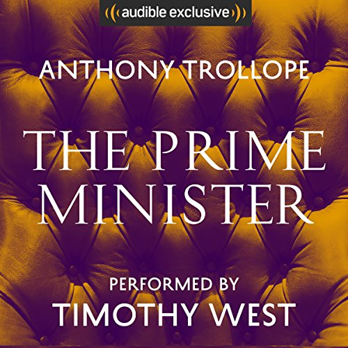 The Prime Minister audiobook cover art
