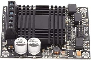 DC Motor Driver Module Double Channel H-Bridge 60A High-Power Motor Driver Controller Module PWM Driving Board for Robot C...