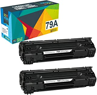 Best Do it Wiser Compatible Toner Cartridge Replacement for HP 79A CF279A for use in HP Laserjet Pro MFP M26nw M12w M12a MFP M26a MFP M26w (Black, 2-Pack) Review