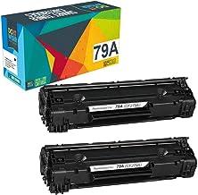 Do it wiser Cartucho de Tóner Compatible con HP 79A CF279A LaserJet Pro M12a M12w MFP M26a M26w M26nw (2 Cartuchos Negros)