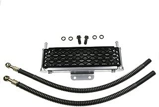 NAVARME Oil Cooler Radiator Kit Fit YX140cc 150cc 160cc PIT PRO Trail Quad Dirt Bike ATV