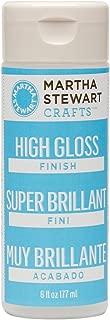 Martha Stewart Crafts Martha Stewart High-Gloss Finish: 6 Fluid Ounces Paint, 6 oz