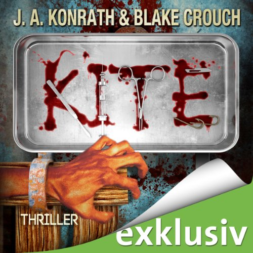 Kite audiobook cover art